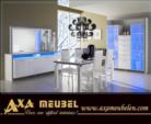 .AXA WOISS Meubelen / Modern ve şık tasarımlı yemek odası takımı  55 7941
