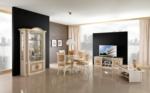 Royal Meubel & Bedden & Boxsprings / Alexandra klasik oturma odasi mobilyasi