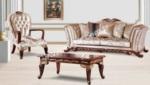 Mobilyalar / Ganton Klasik Koltuk Takımı