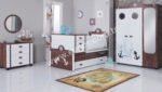 Mobilyalar / Andes Bebek Odası