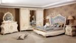 EVGÖR MOBİLYA / Şehzade Klasik Yatak Odası