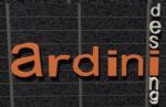 ardini design / logo
