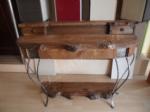 Bagen mobilya / Ahşap doğal Dresuar