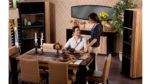 Istikbal HAMBURG / Almira yemek odası takımı
