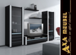 .AXA WOISS Meubelen / Çok güzel bir tasarım, şık ve kullanışlı duvar ünitesi