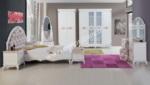 EVGÖR MOBİLYA / Fiorentina 4+2 Kapılı Yatak Odası