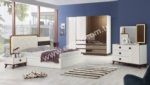 EVGÖR MOBİLYA / Aristos Modern Yatak Odası