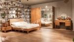 Mobilyalar / Linosa Ceviz Yatak Odası