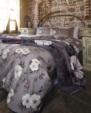 Alkapıda.com / Özdilek Çift Kişilik Alina Premium Battaniyeli Nevresim Takımı