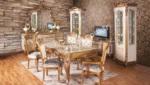 EVGÖR MOBİLYA / Atalanta Ceviz Yemek Odası