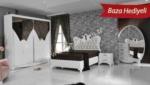 EVGÖR MOBİLYA / Saha Modern Yatak Odası