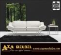 .AXA WOISS Meubelen / farklı bir tasrıma sahip modern deri oturma grubu