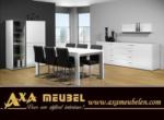.AXA WOISS Meubelen / modern şık estetik yemek odası takımı 57 1621