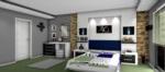Yankı Mutfak Banyo / Proje Yatak Odası