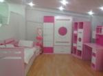 Cicibebe ve Genç Odası / Çiçekli genç odası