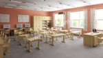 EVGÖR MOBİLYA / Okul Sırası