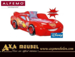 ****AXA WOISS Meubelen / CARS Şimşek Mc Queen piston cup araba karyola