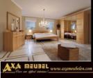.AXA WOISS Meubelen / mükemmel bir estetiğe sahip çağdaş modern yatak odası