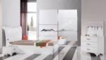 EVGÖR MOBİLYA / Işıltı Avangarde Yatak Odası