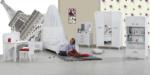 Cicila Bebe Genç Mobilyaları / CİCİLA AVANGART ÇOCUK ODASI