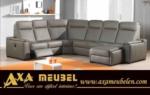 .AXA WOISS Meubelen / Çok Fonksiyonlu relax mekanizmalı Oturma Grubu