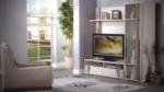 Istikbal HAMBURG / Kara compact tv ünitesi