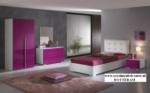 Royal Meubel & Bedden & Boxsprings / Roza Genc Odasi Takimi