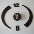 dekorhediye / Duvar Saati Tasarımı 12-6 Model