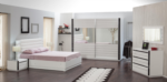 KIT 3 Meubelen / BORNEO slaapkamer  BAZALI
