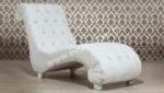 Mobilyalar / İzvor Lüks Beyaz Dinlenme Koltuğu