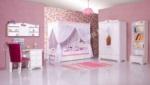 EVGÖR MOBİLYA / Işıl Kız Çocuk Odası