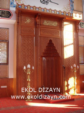 Ekol Dizayn Cami Dekorasyonu / Mihrap