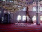 Ekol Dizayn Cami Dekorasyonu / Minber