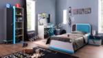 Mobilyalar / Lusena Turkuaz Genç Odası