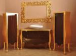 vizyonev / varaklı banyo takımı