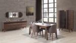 Mobilyalar / Bergiza Ceviz Yemek Odası