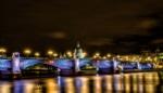 Alkapıda.com / Şehri Aydınlatan Işık Süzmeleri Canvas Tablo shr-1066