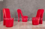 Minber  / Ayakkabı Koltuk Modern