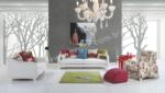 EVGÖR MOBİLYA / Mükemmel Tasarım Regno Salon Takımı
