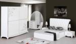 Konut Furniture / ALYANS YATAK ODASI + YEMEK ODASI