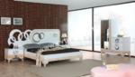 EVGÖR MOBİLYA / Taşlı Süslemeler Asya Avangarde Yatak Odası Takımı