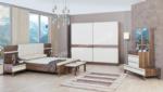 EVGÖR MOBİLYA / Kartopu Modern Yatak Odası