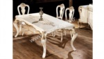 Vasilisa Klasik Yemek Odası Takımı - Mobilyalar
