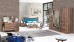 EVGÖR MOBİLYA / Parmida Modern Yatak Odası