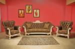 kayen furniture / taht klasik koltuk takımı