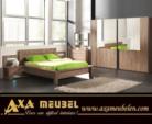 .AXA WOISS Meubelen / farklı bir tasrıma sahip meşe rengi yatak odası takımı  28 1240