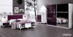 perla mobilya / Melisa mürdüm yatak odası