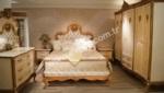 EVGÖR MOBİLYA / Zerda Klasik Yatak Odası