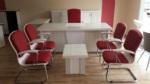Kent Store Büro Mobilya / safir masa takımı, grey koltuk takımı