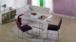 İstikbal Mira corner mutfak masa seti - Istikbal HAMBURG